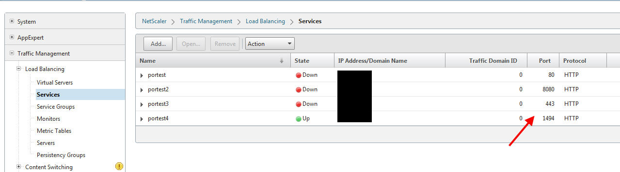 How to telnet from the Netscaler Access Gateway SNIP to your Citrix