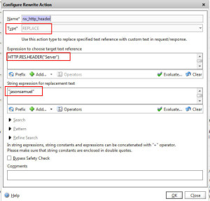 Mitigating DDoS and brute force attacks against a Citrix
