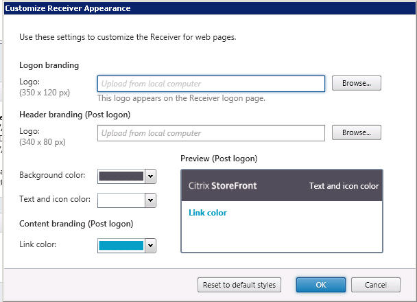 Upgrading Citrix StoreFront 2 6 to StoreFront 3 0 – Things