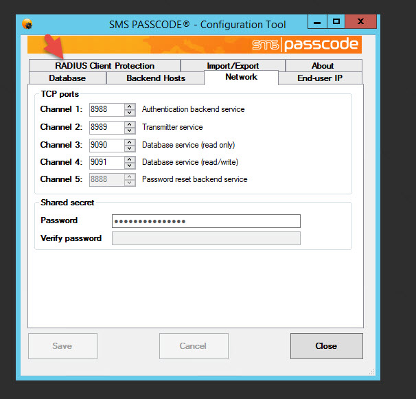 How to use Citrix NetScaler with CensorNet MFA (SMS PASSCODE