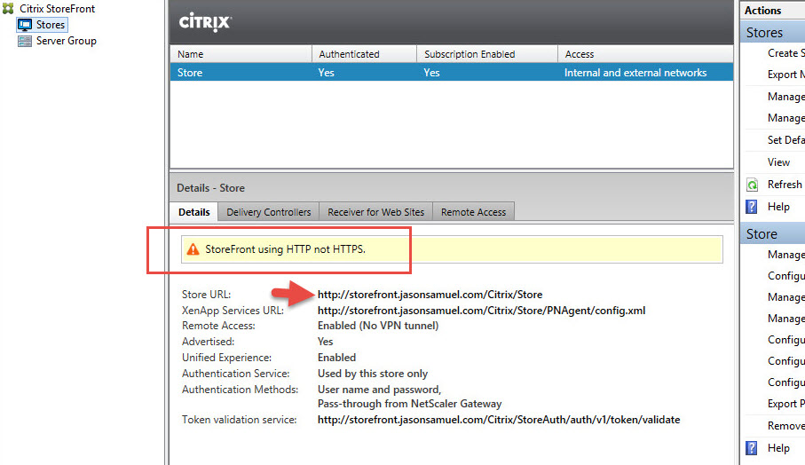 How to fix Citrix Receiver for Windows when using NetScaler