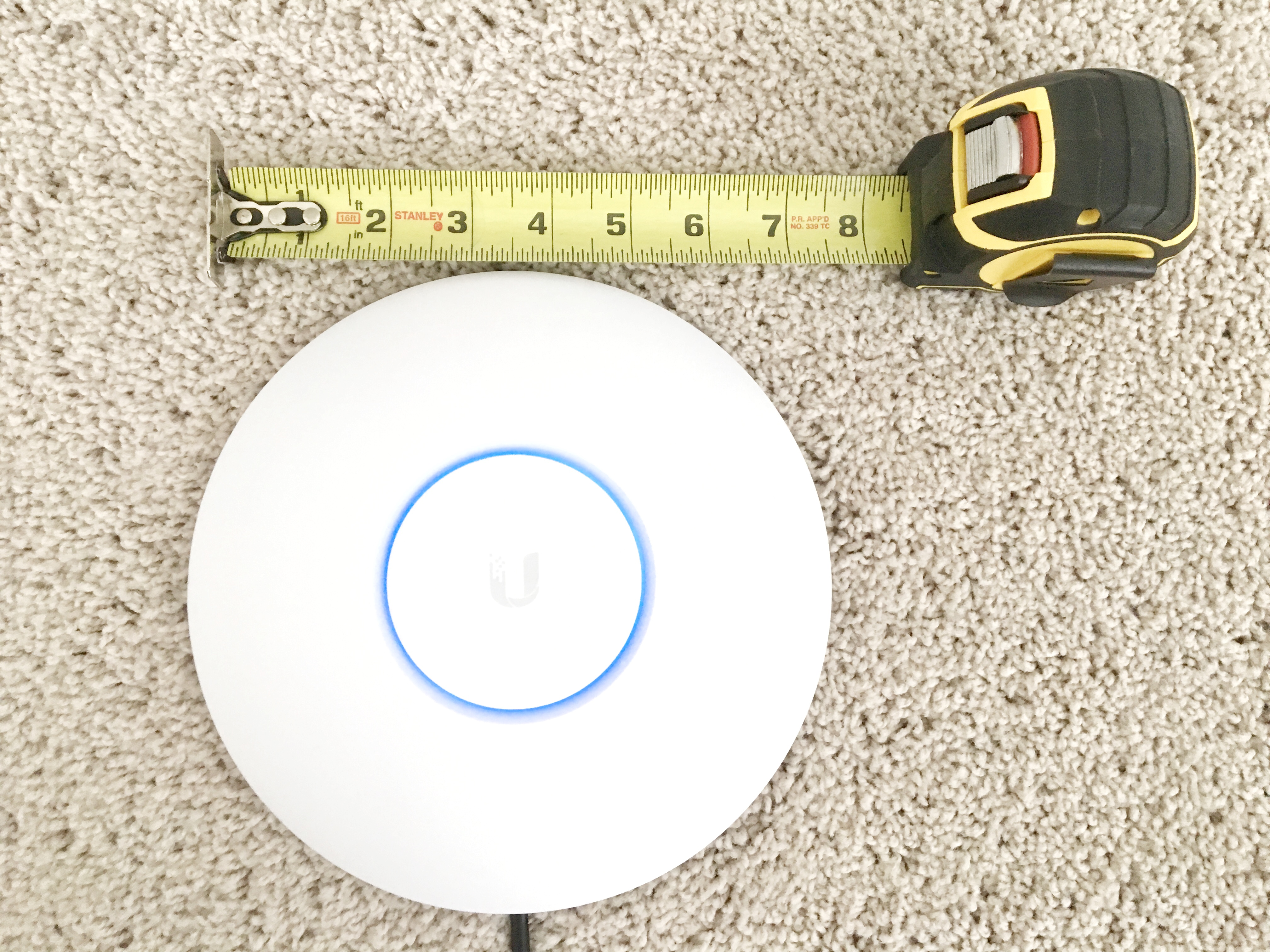 Building a secure high visibility WiFi network using Ubiquiti