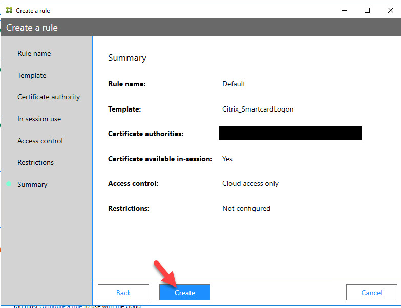 How to use Citrix Cloud enabled Federated Authentication